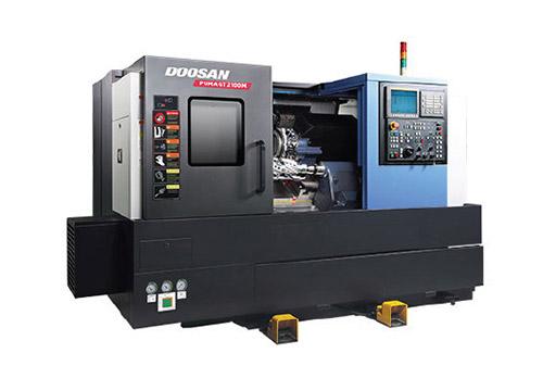 JALAX: Doosan Puma 2100 MS CNC