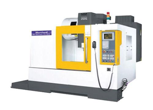 JALAX: Hartford LG-1000 CNC